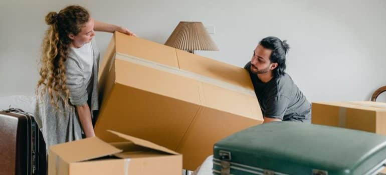 It takes time to plan and organize your move.