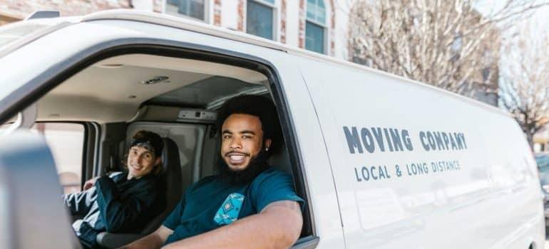 movers Huntington Beach