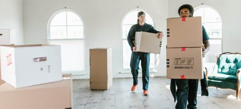 Some of the best movers Witthier CA has to offer